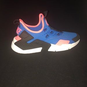 Nike Air Huarache Drift Blue Nebula White Sz 9